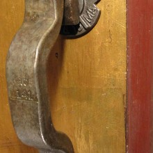 Railroadware - Door Pull