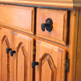 Door and Cabinet Hardware