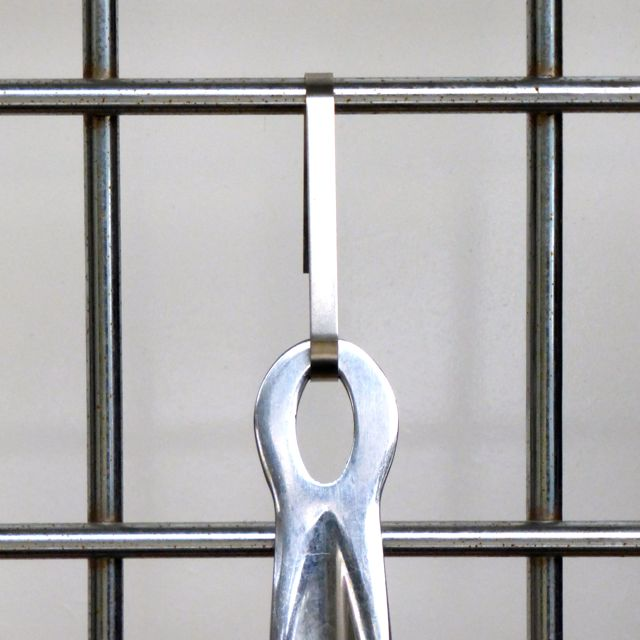 pot & pan hanger clip hook