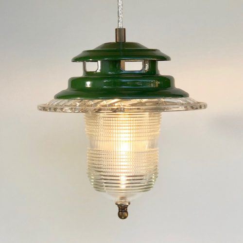 Runway Light lantern coleman hood