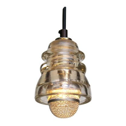 Insulator light pendant