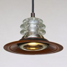 Insulator Light Armstrong Hooded Pendant 5