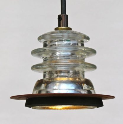 Insulator Light Armstrong Ring Pendant 2