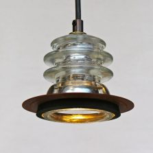 Insulator Light Armstrong Ring Pendant 4
