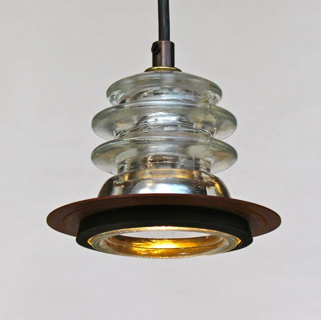 Insulator Light Armstrong Ring Pendant 4