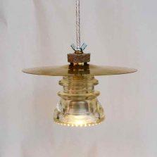 cymbal lantern nsulator light