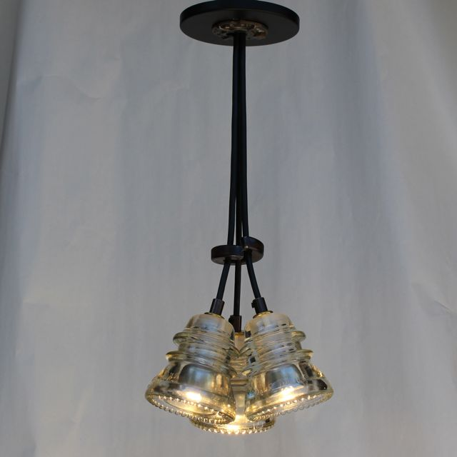 Insulator Light pendant Cluster