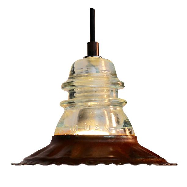 insulator-light-fluted-metal-hood