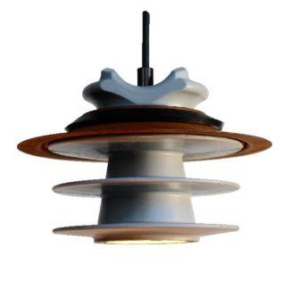 Insulator Light Poly Pendant metal