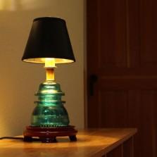 Insulator Light Table Lamp Blue 06