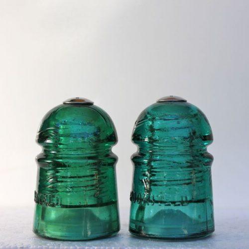 Insulator Salt & Pepper Shakers 11