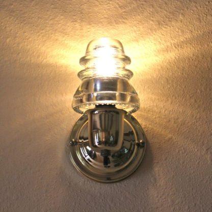Insulator Light Wall Sconce