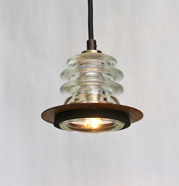 Insulator Light Pendant Armstrong Ring