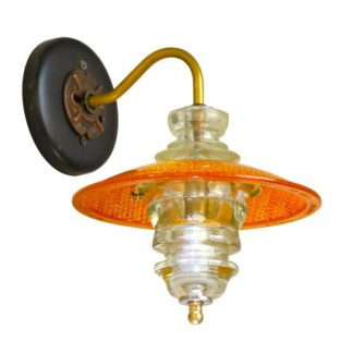 insulator light trafficlight LED sconce