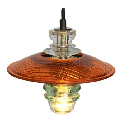 suspended insulator light LED pendant