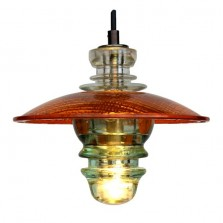 suspended insulator light LED pendant