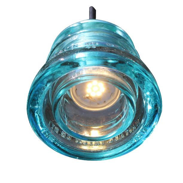 Insulator Light pendant Aqua