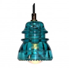 Insulator light pendant