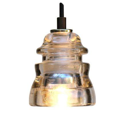 Insulator Light pendant Clear