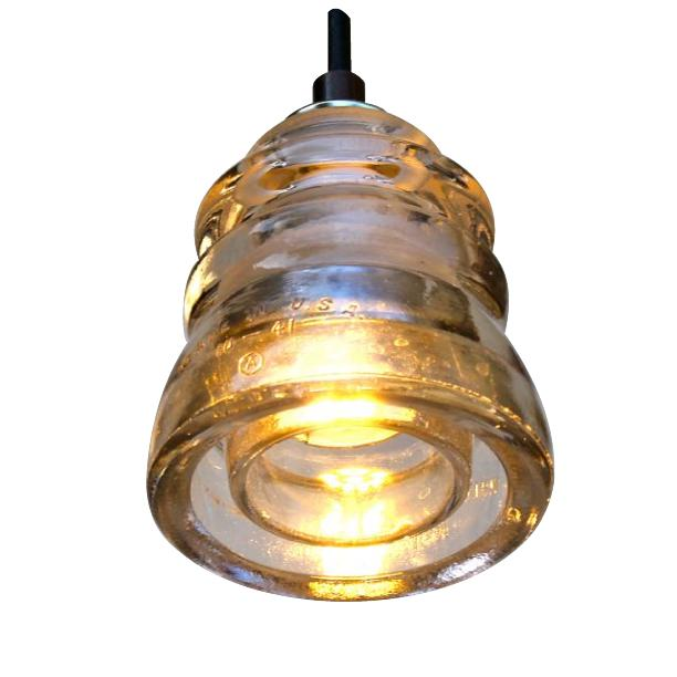 Insulator Light pendant Clear