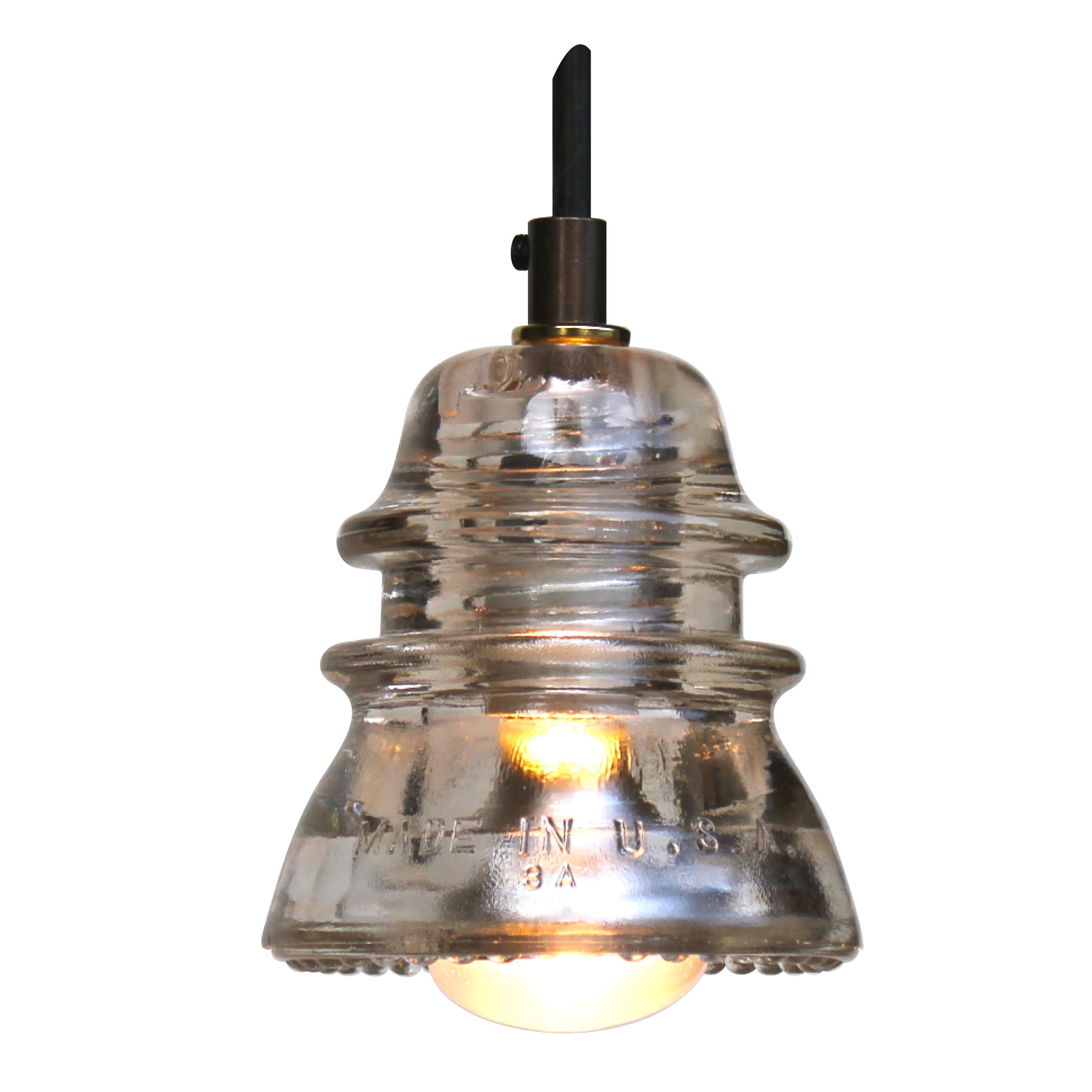 primo ab products di linea bulb preview led lamp with industrial liara unlit pendant light closeup
