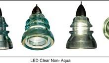 LED Insulatorlight Pendant - Aqua