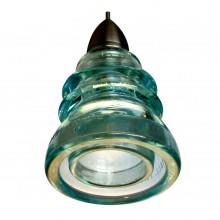 LED Insulatorlight Pendant- Aqua1