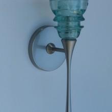 LED Sconce 2 -42 Aqua-2