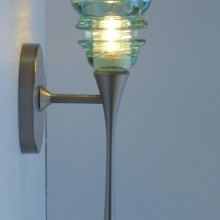 LED Sconce 2 -42 Aqua-4