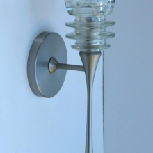 LED Sconce 2 -Armstrong clear-3