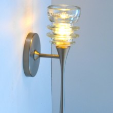 LED Sconce 2 -Armstrong clear-4
