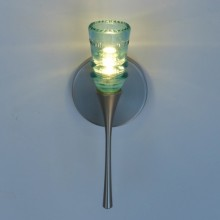 LED Sconce 2 -Pony Green-2