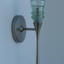 LED Sconce 2 -Pony aqua-2
