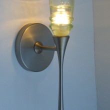 LED Sconce 2 -Pony aqua-5