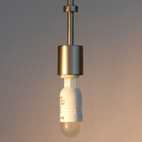insulator light LED monopoint pendant