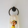 RR Spike Towel Ring - 4
