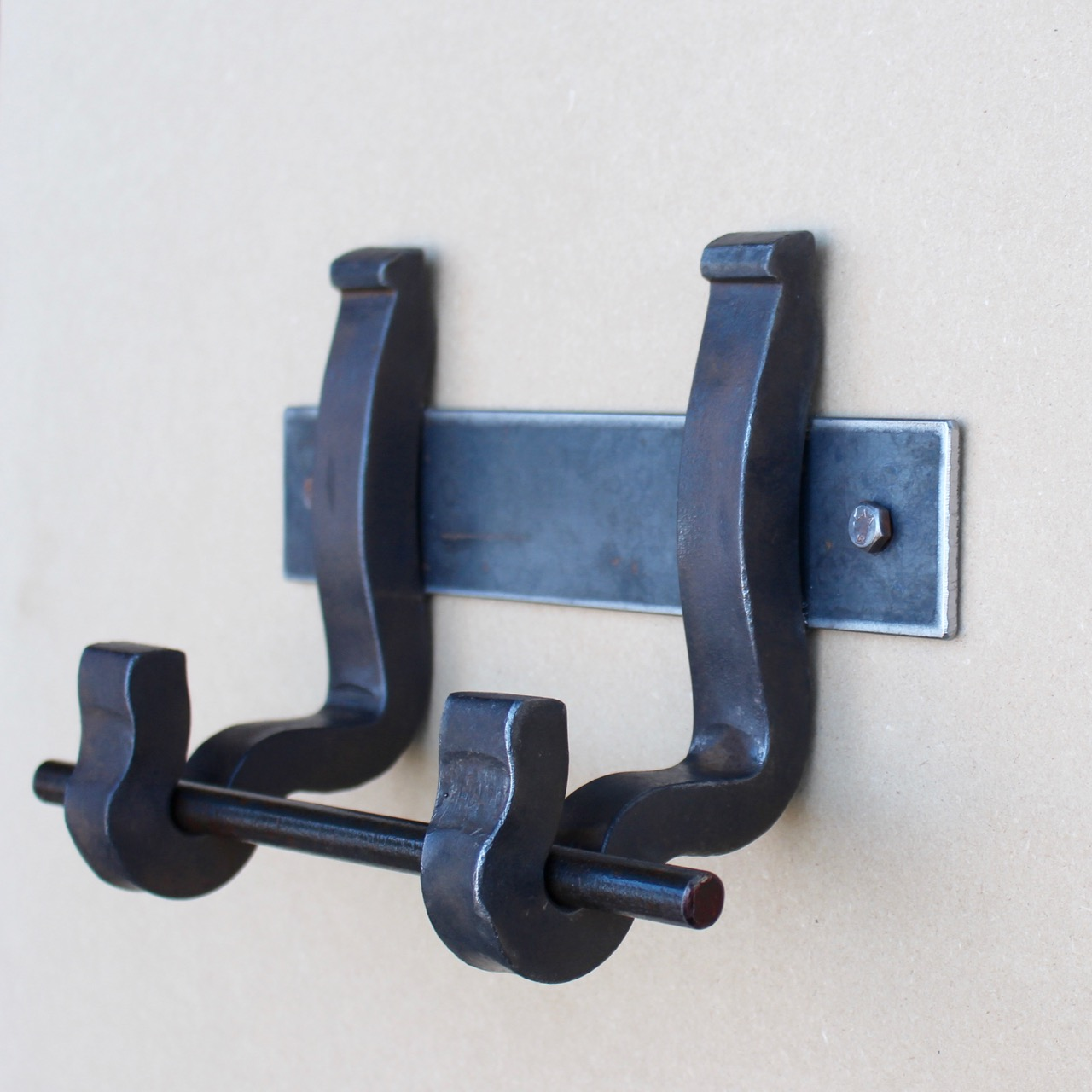 Rail Anchor Bracket Toilet paper dispenser
