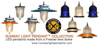 Runway Light Penfant Collection