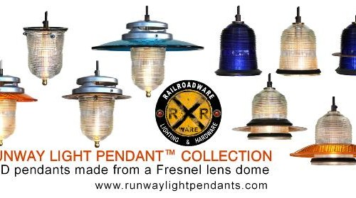 Runway Light Penfant Collection