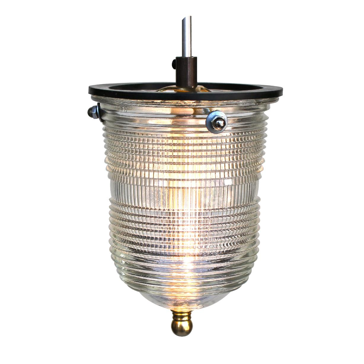 runway light pendant lantern