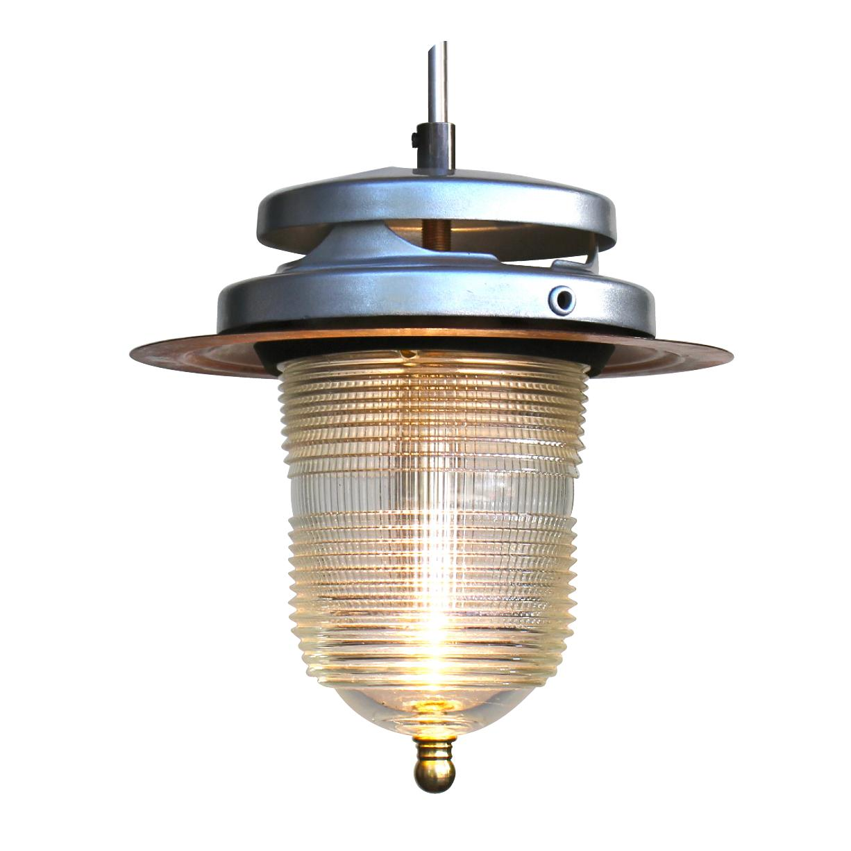Runway Light Pendant Lantern Led 12v Monopoint Metal