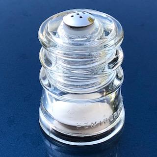 insulator Salt & Pepper Shaker
