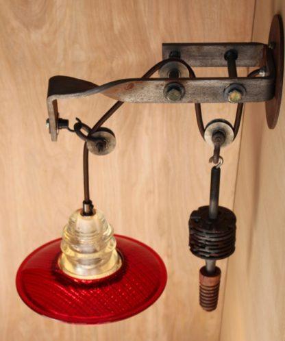 Pulley Lamp Trafficlight insulator