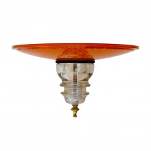 Trafficlight Insulator Ceiling Fan Cover 1