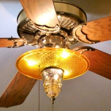 Traffilcllight Ceiling Fan Kit