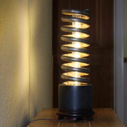 Train Spring Lamp