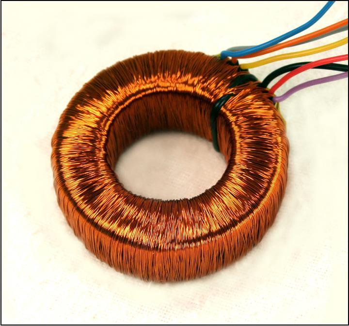 Wire Coil Toroid