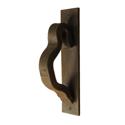 Rail Anchor1 Door Handle Escutcheon Plate