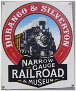 RR Museum Sign