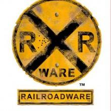 Railroadware- logo signs
